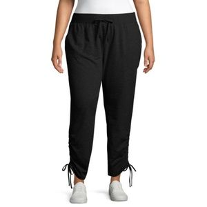 Xersion Side Ruched Jogger Pant